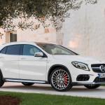 2018 Yeni Mercedes-AMG GLA45