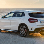2018 Yeni Mercedes-AMG GLA45 Donanımları