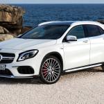 2018 Yeni Mercedes-AMG GLA45 Teknik Özellikleri
