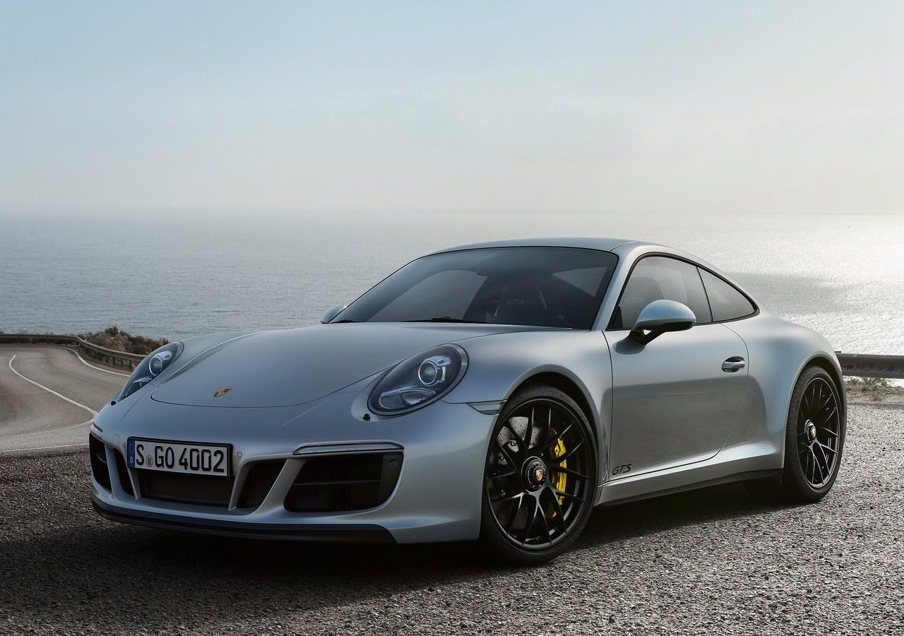 2018 Yeni Porsche 911 GTS Özellikleri