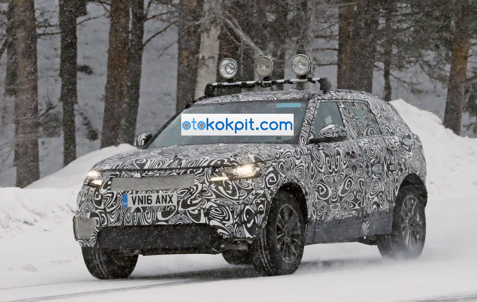 2018 Yeni Range Rover Sport Coupe