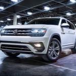 2018 Yeni Volkswagen Atlas R-Line Donanımları