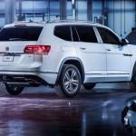 2018 Yeni Volkswagen Atlas R-Line Fiyatı