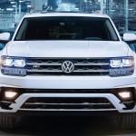 2018 Yeni Volkswagen Atlas R-Line Teknik Özellikleri