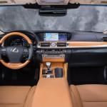 Yeni Lexus LS600hL