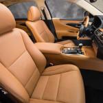 Lexus LS600hL Donanımları