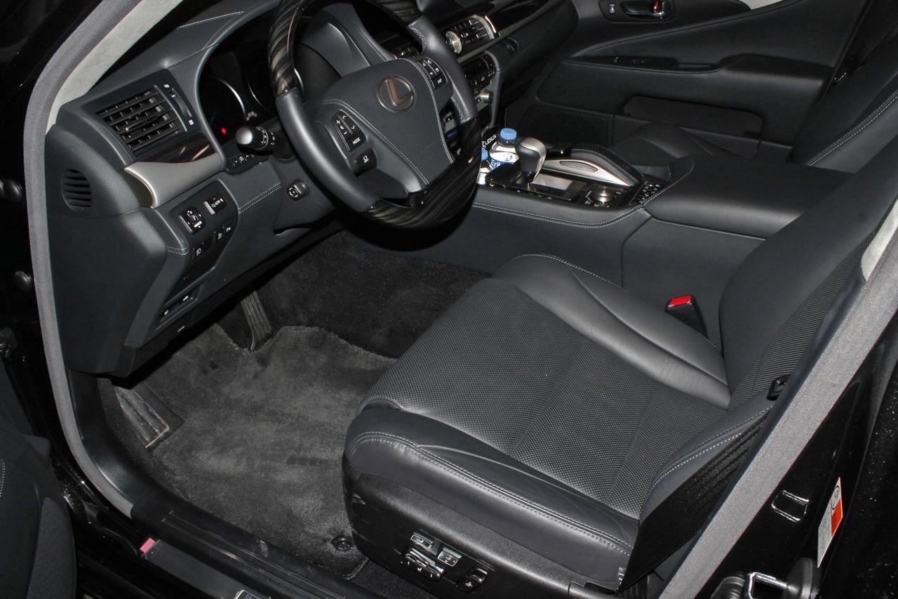Lexus LS600hL Türkiye