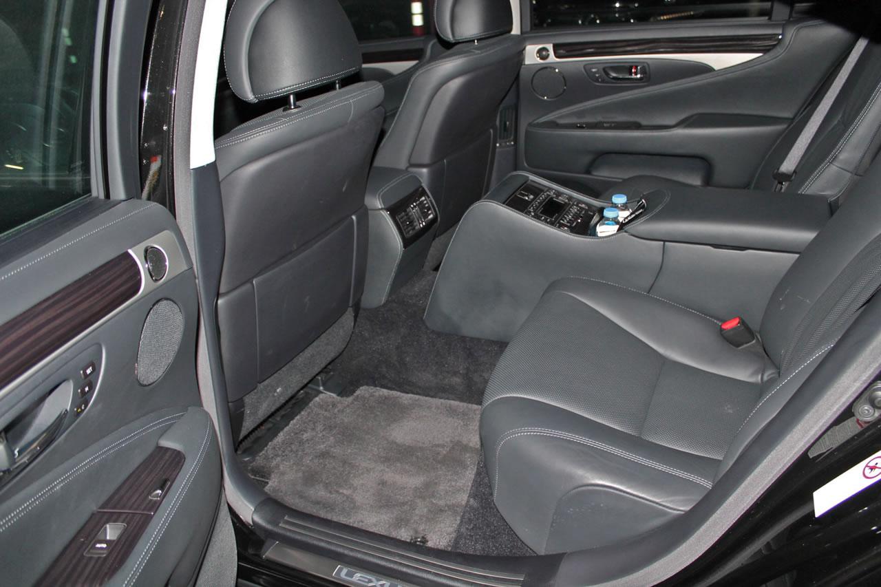 Lexus LS600hL Türkiye Fiyatı