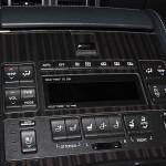 Lexus LS600hL Kokpiti