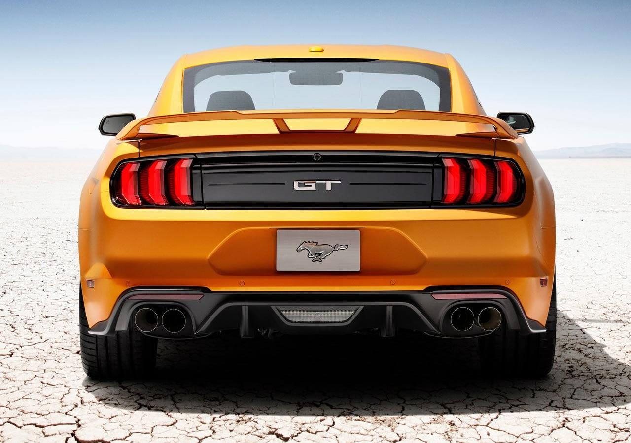 Makyajlı Yeni Ford Mustang Ne Zaman Çıkacak?