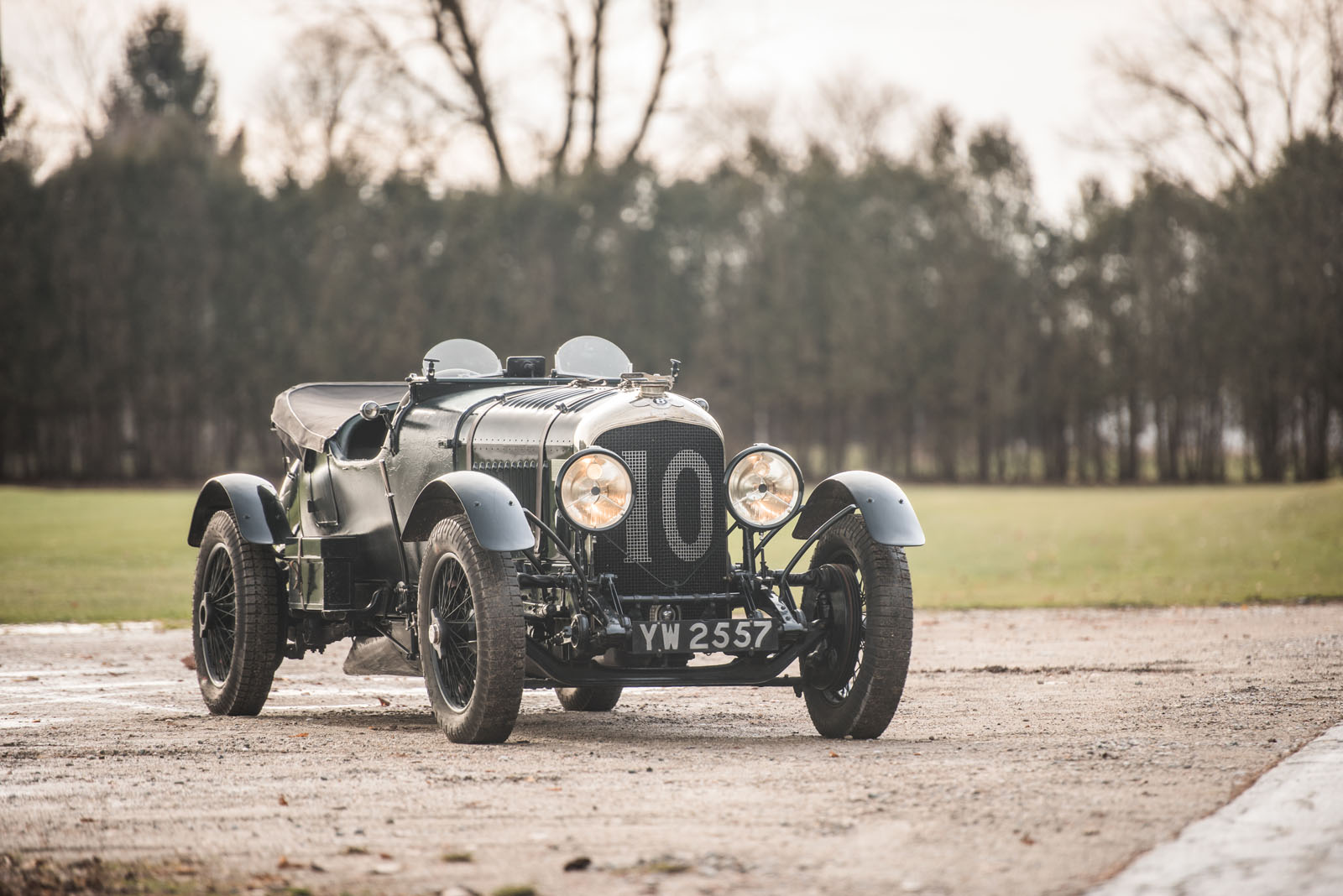 1928 Bentley 4 1/2 Litre