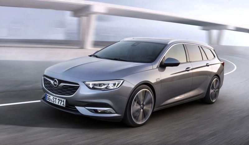2018 Yeni Opel Insignia Sports Tourer Özellikleri