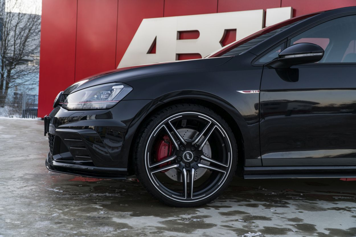 Abt 2017 Vw Golf Gti Clubsport S