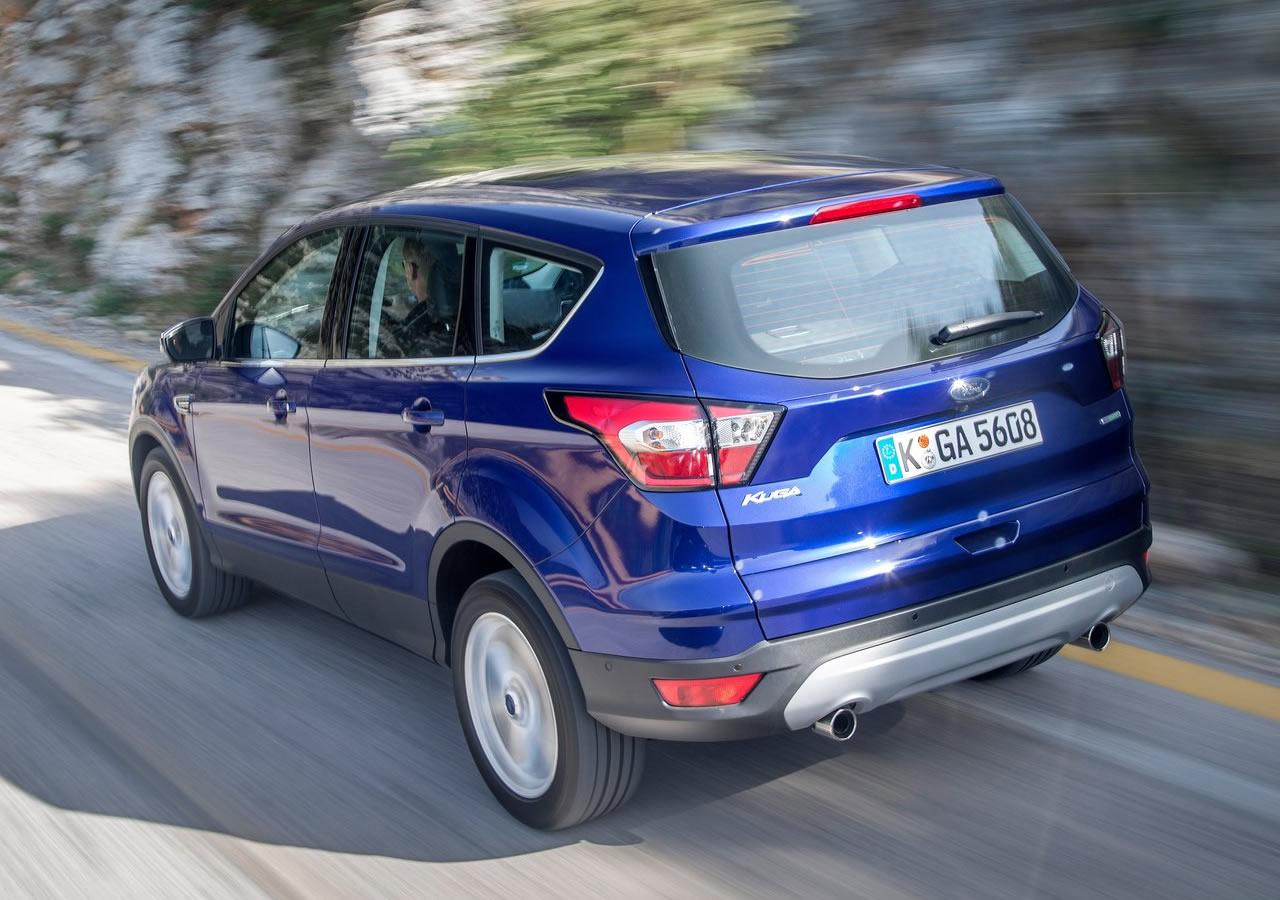 Yeni Ford Kuga 1.5 Dizel Yakıt Tüketimi | Oto Kokpit