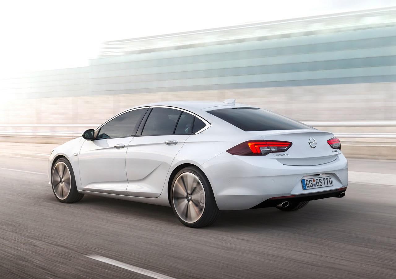 Yeni Kasa Opel Insignia Grand Sport 1.6 Dizel Fiyatı