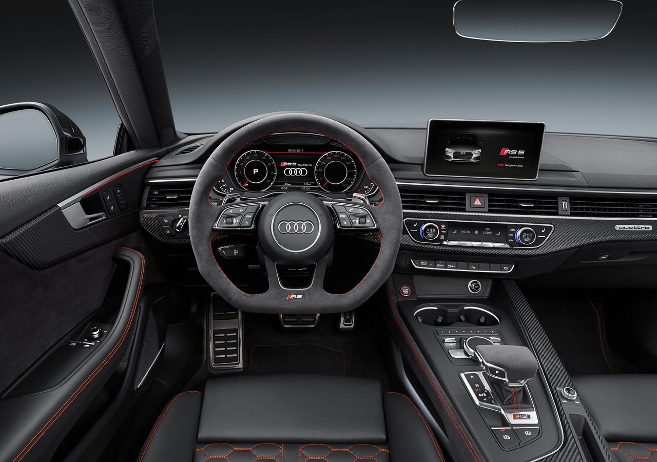 Yeni Kasa Audi RS5