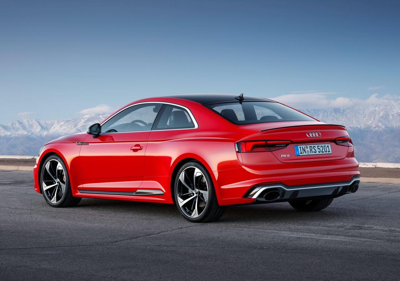 2018 Yeni Kasa Audi RS5 Coupe 0-100