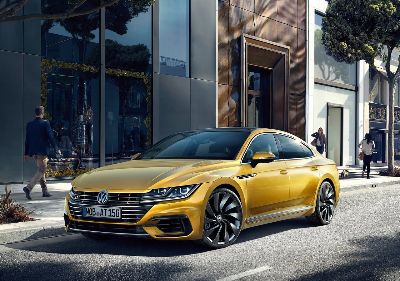 2018 yeni volkswagen arteon zellikleri. Black Bedroom Furniture Sets. Home Design Ideas