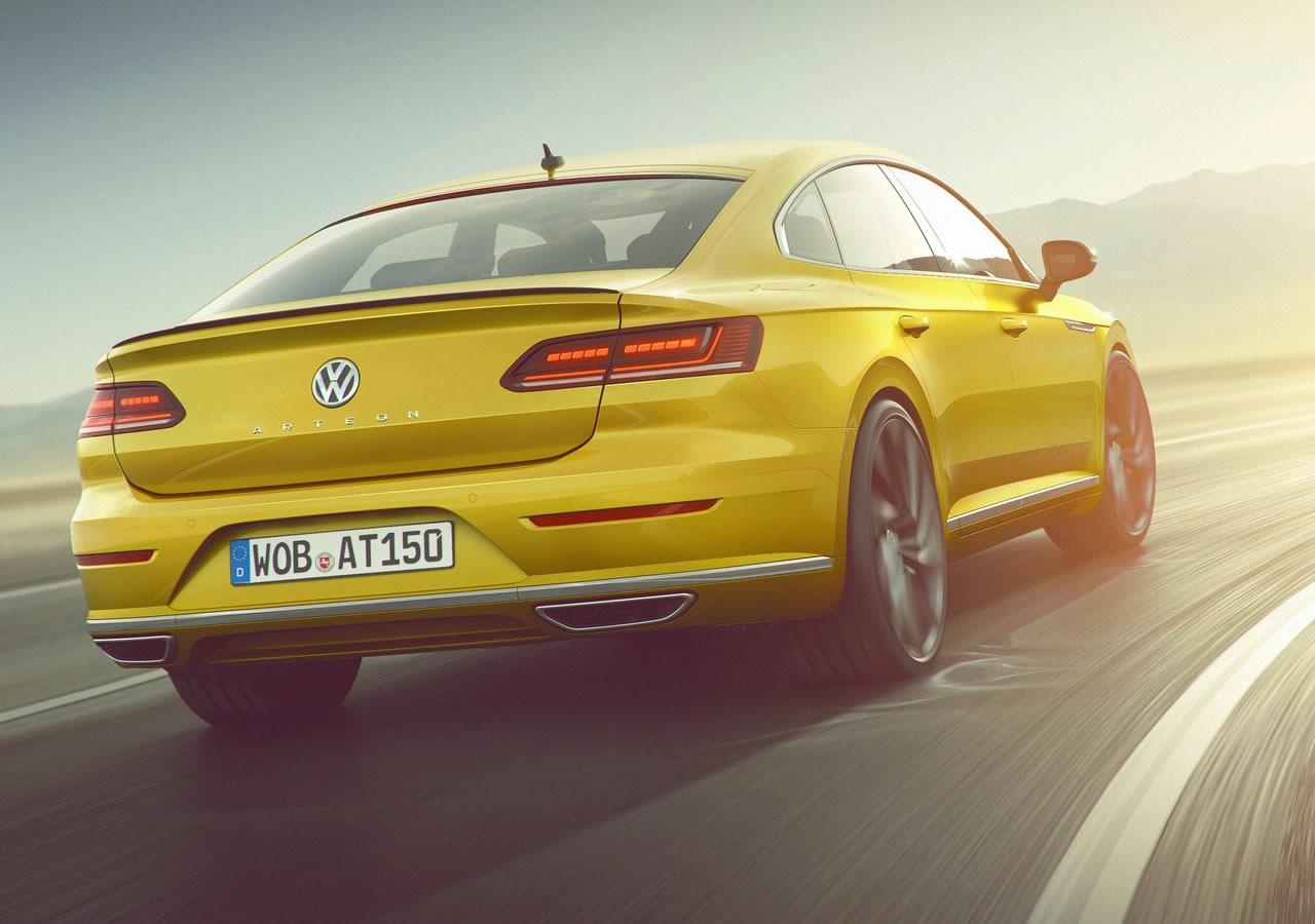 Yeni Volkswagen Arteon Donanımları