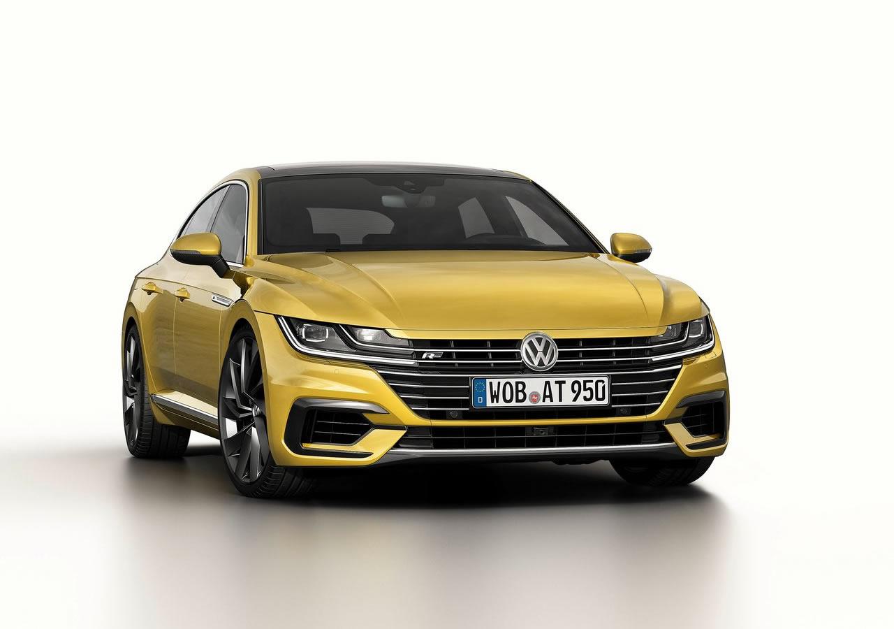 Yeni Volkswagen Arteon Türkiye