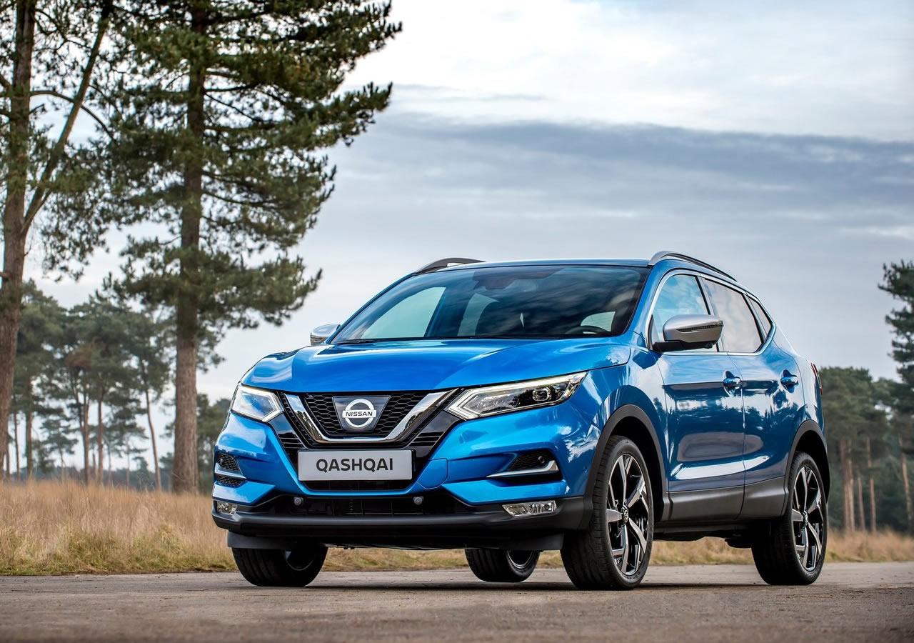 Makyajlı 2018 Yeni Nissan Qashqai 214 Zellikleri Ile Tanıtıldı