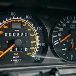 Mercedes Benz 190 E 2.5-16 Evolution 2 Kadranı