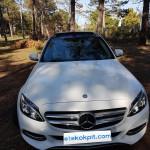 Yeni Mercedes C180 Fascination Testi