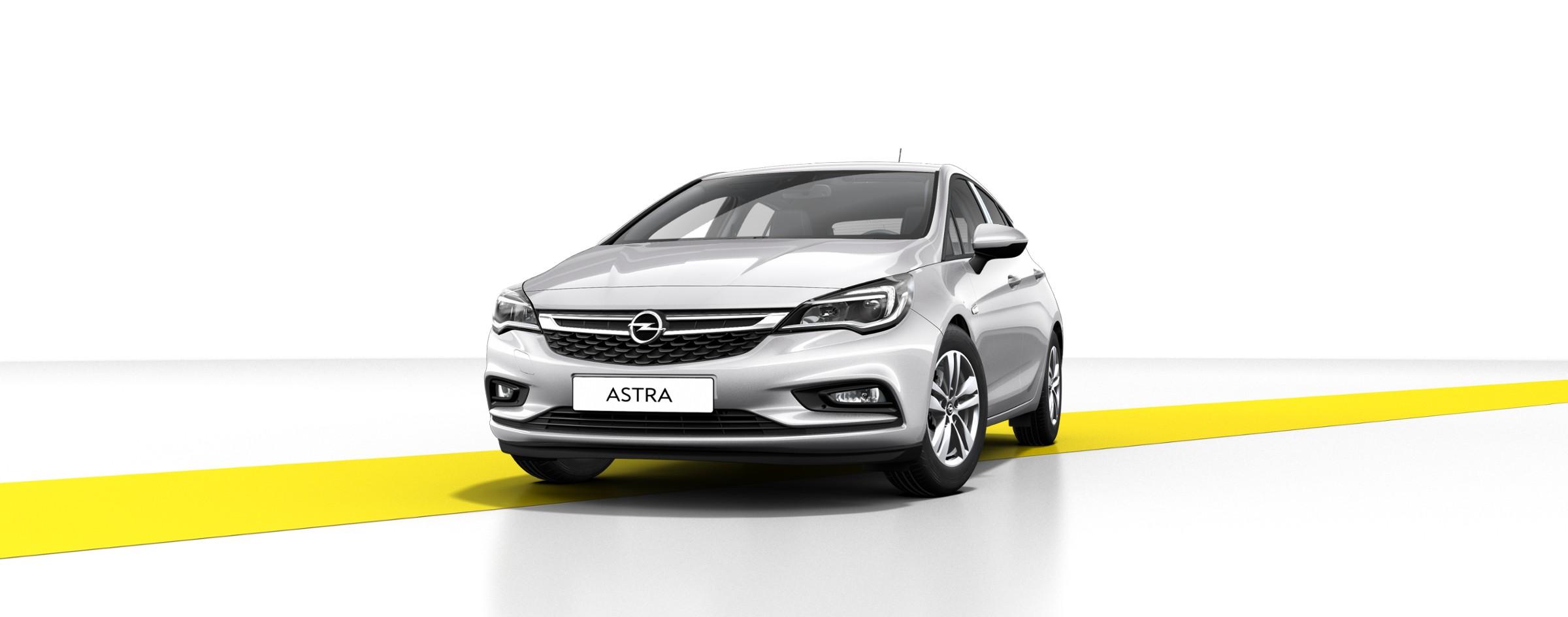 Yeni Opel Astra K 1.6 lt 200 PS Türkiye Fiyatı