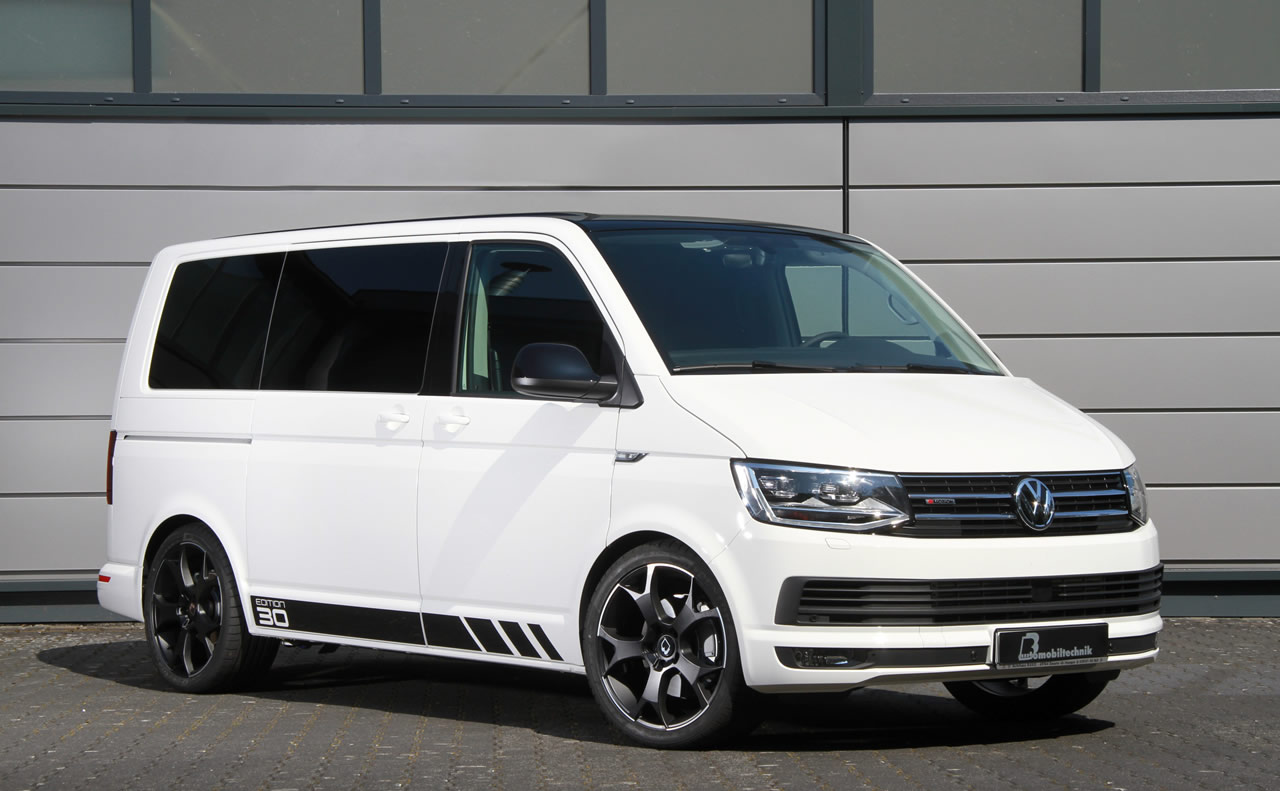 Volkswagen Transporter Modifiye