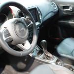Yeni Kasa Jeep Compass 2017 Kokpiti