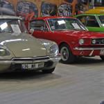 İstanbul Autoshow Klasik Arabalar