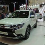 2017 İstanbul Autoshow Mitsubishi Standı