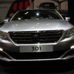 2017 Peugeot 301