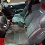 2017 Yeni Peugeot 208 GTi İçi