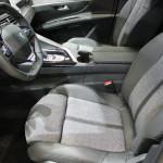 2017 Peugeot 5008 İçi