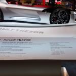Renault Trezor Teknik Özellikleri