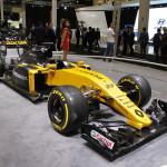 2017 İstanbul Autoshow Renault F1