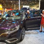 2017 Renault Espace Özellikleri