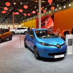 2017 İstanbul Autoshow Renault Standı