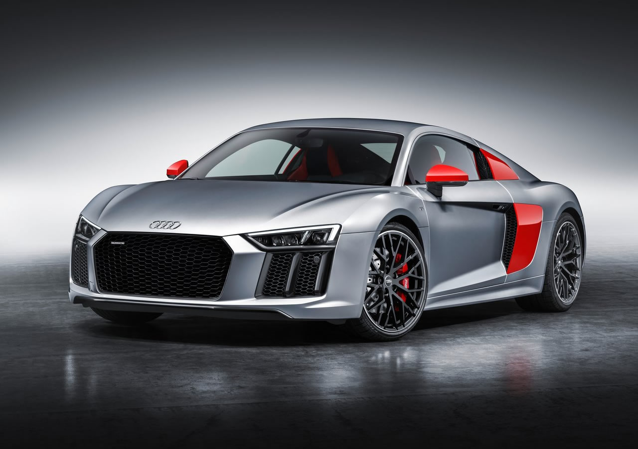 2018 Yeni Audi R8 Coupe Audi Sport Edition