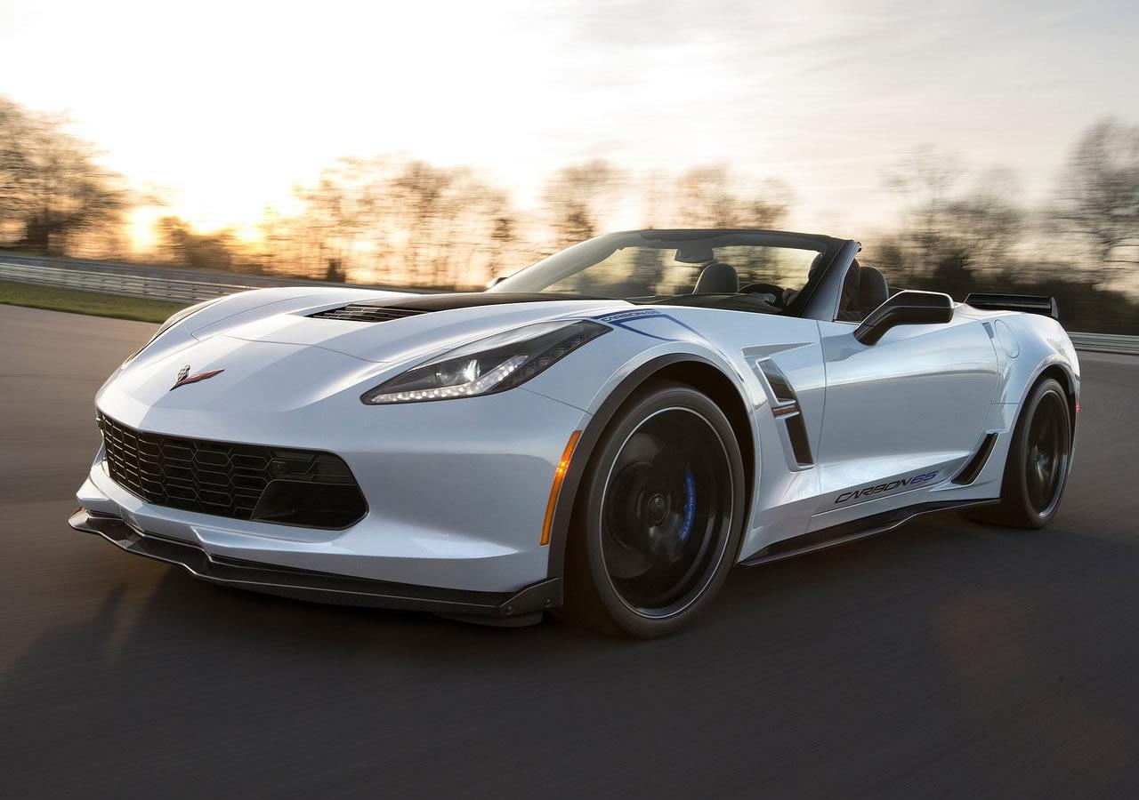 Yeni Chevrolet Corvette Carbon 65 Edition