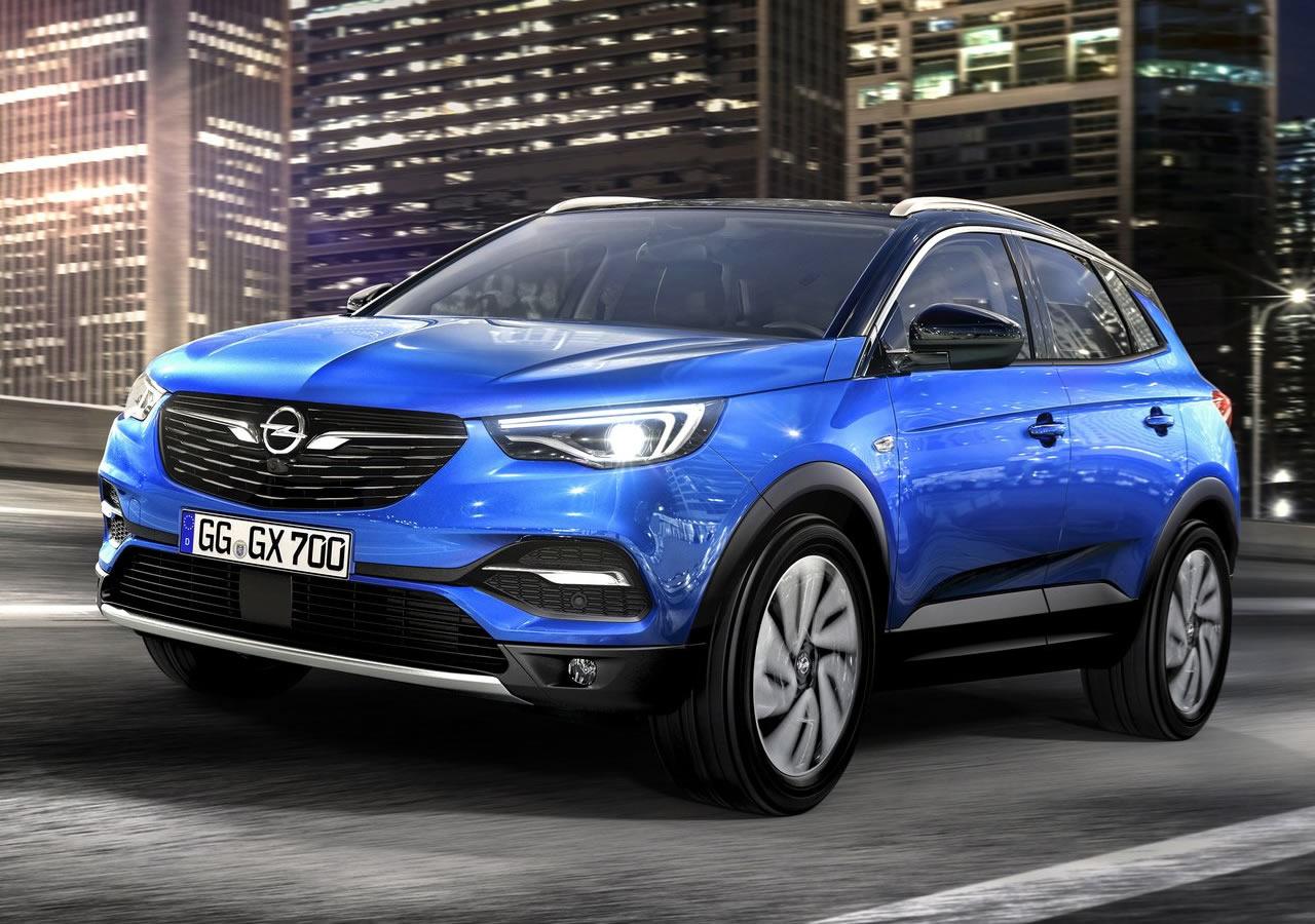 2018 Yeni Opel Grandland X Teknik Özellikleri