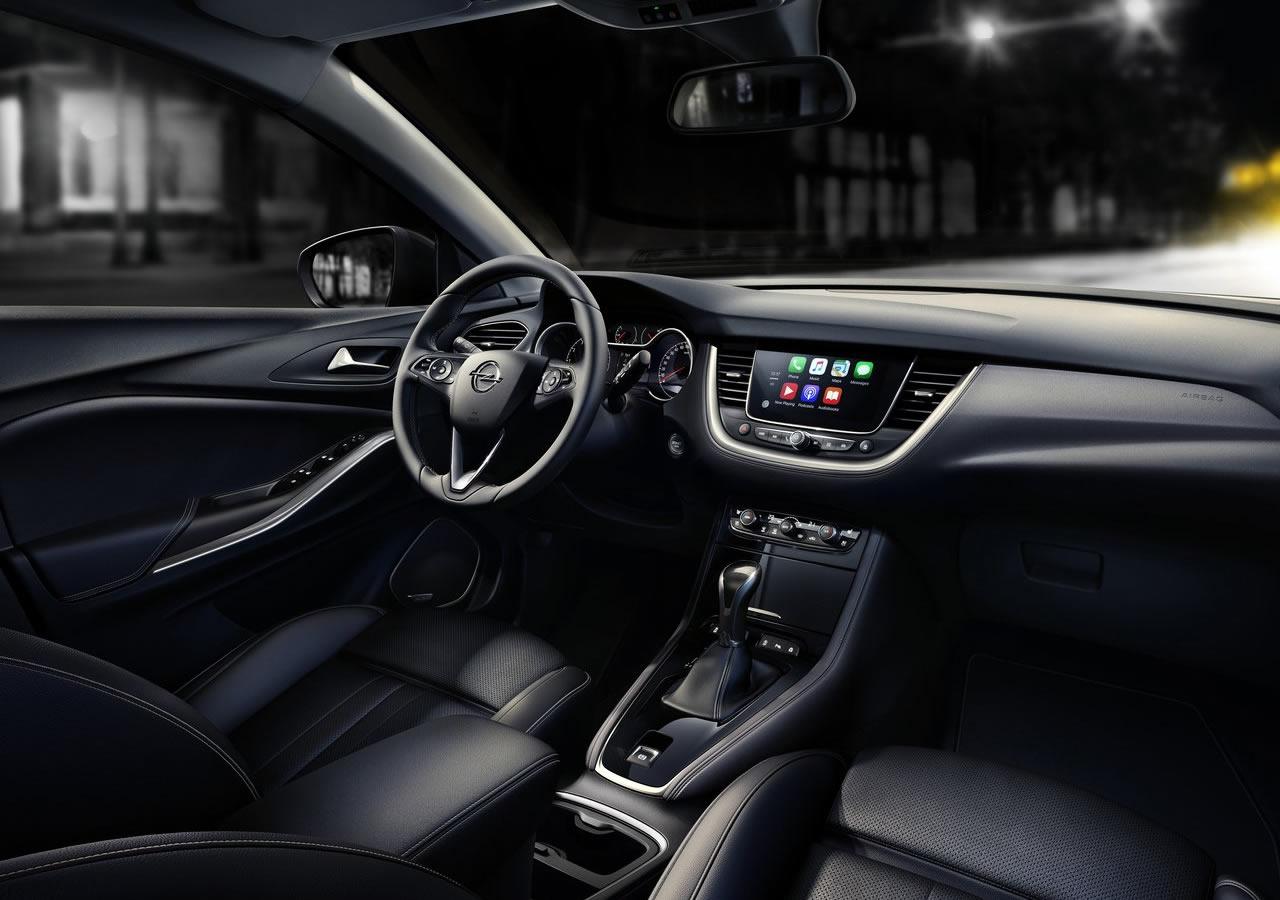 2018 Yeni Opel Grandland X Kokpiti