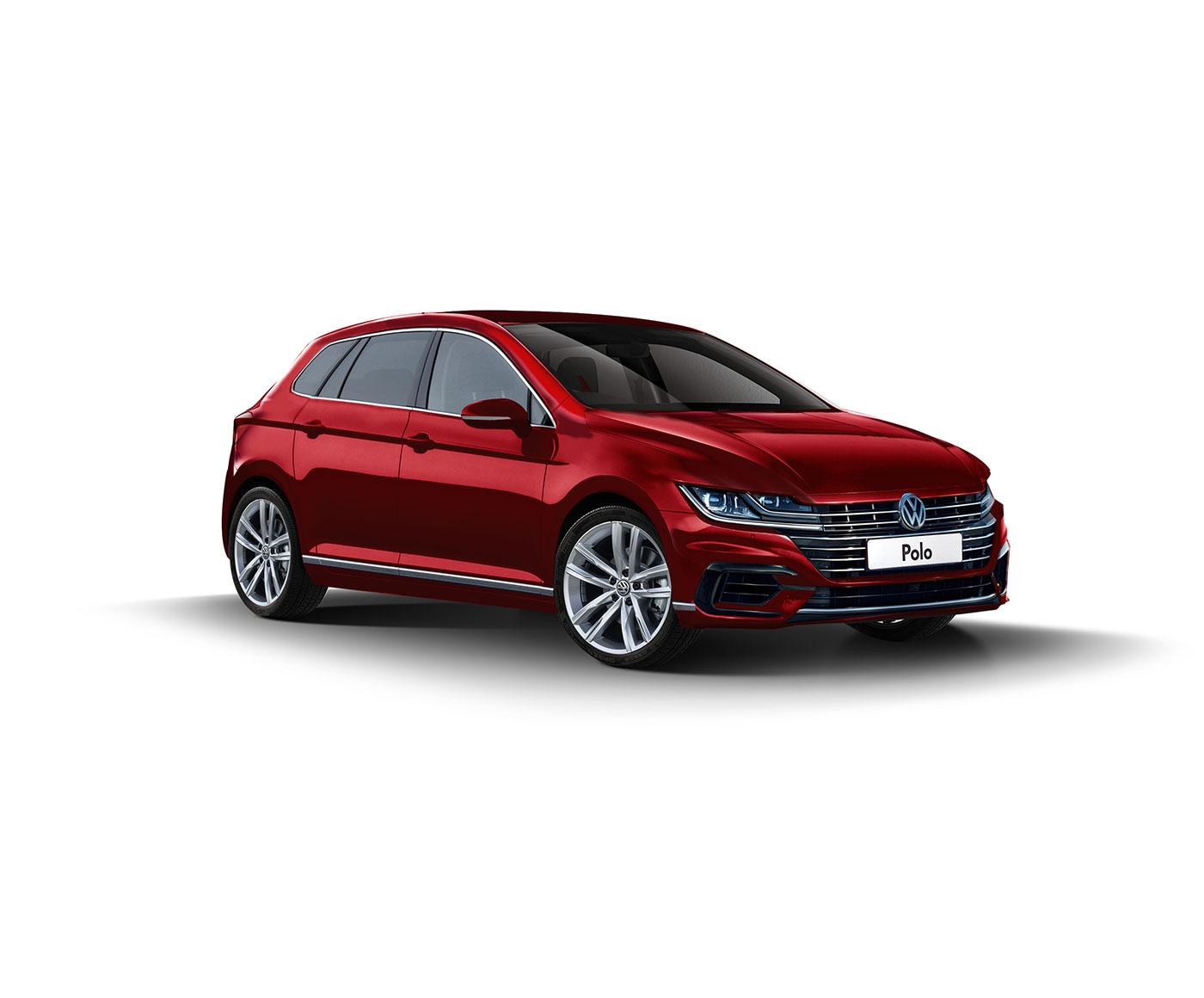2018 Yeni Volkswagen Polo