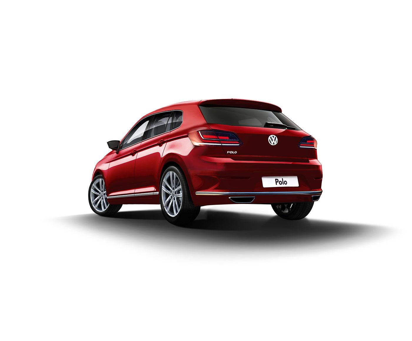 2018 Yeni Volkswagen Polo Arteon