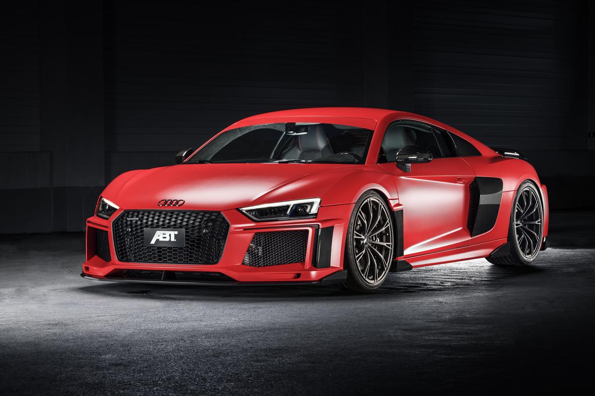 ABT Tuning 2017 Audi R8 V10 Plus