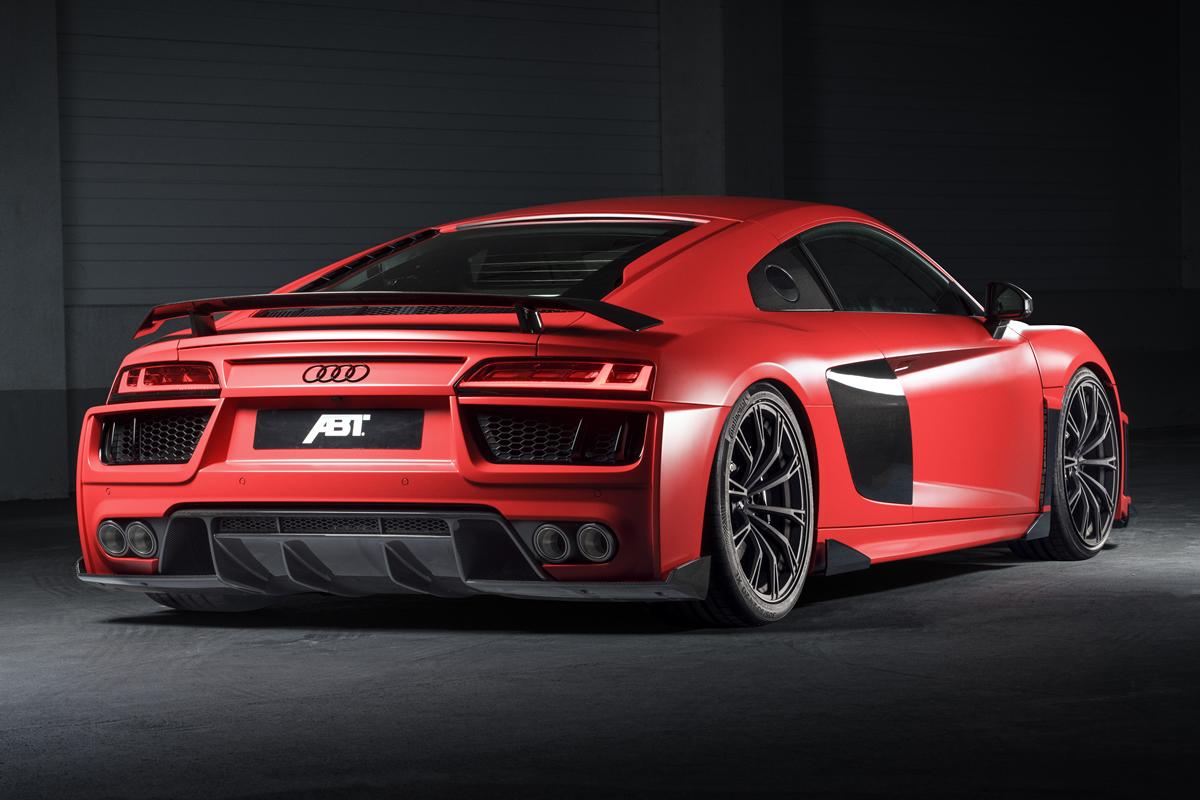 ABT Tuning Audi R8 V10 Plus