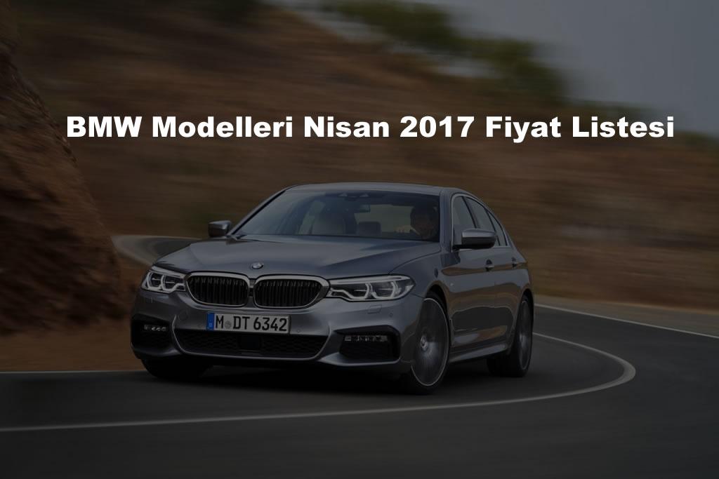 bmw-modelleri-nisan-2017-fiyat-listesi