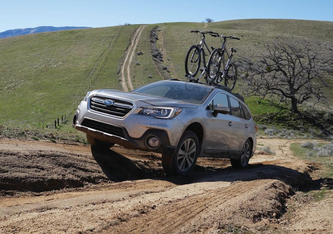 Makyajlı 2018 Yeni Subaru Outback