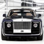 2017 Yeni Rolls-Royce Sweptail